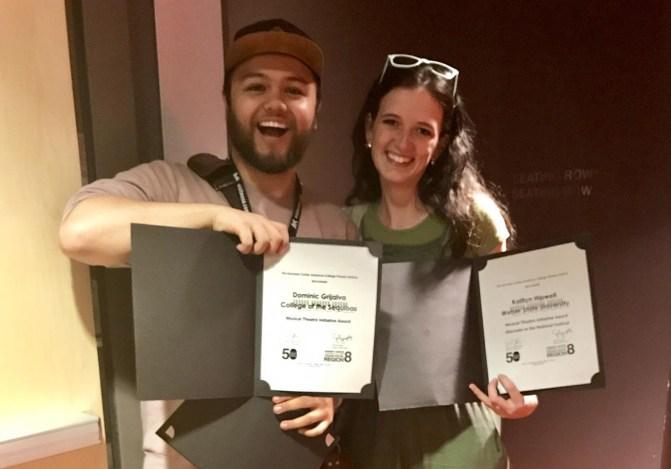 dom award