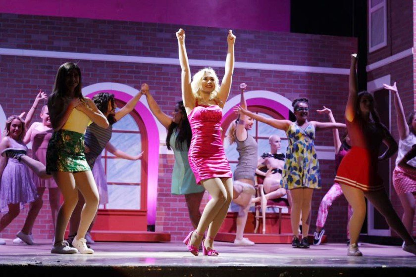 legally blonde performance