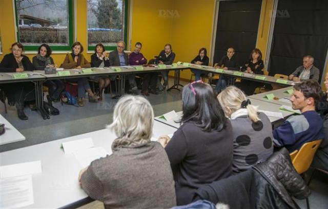photo réunion dna mars2013