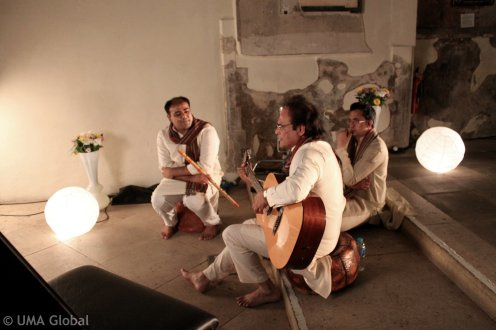 Musicians involved in the making of the music video
