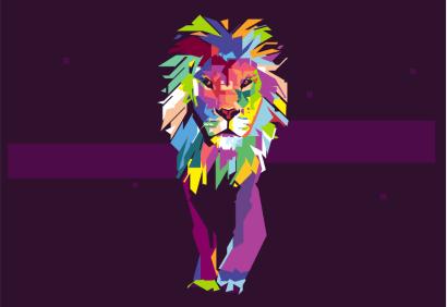 Lion Vectors by Vecteezy