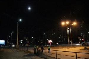 Уличное освещение начнут улучшать с перекрестка на улице Чапаева