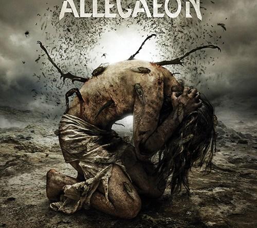 Capa do disco Element of the Infinite da banda Allegaeon