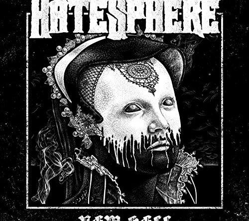 Capa do disco New Hell da banda Hatesphere