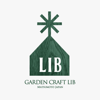 GARDEN CRAFT LIB ロゴ