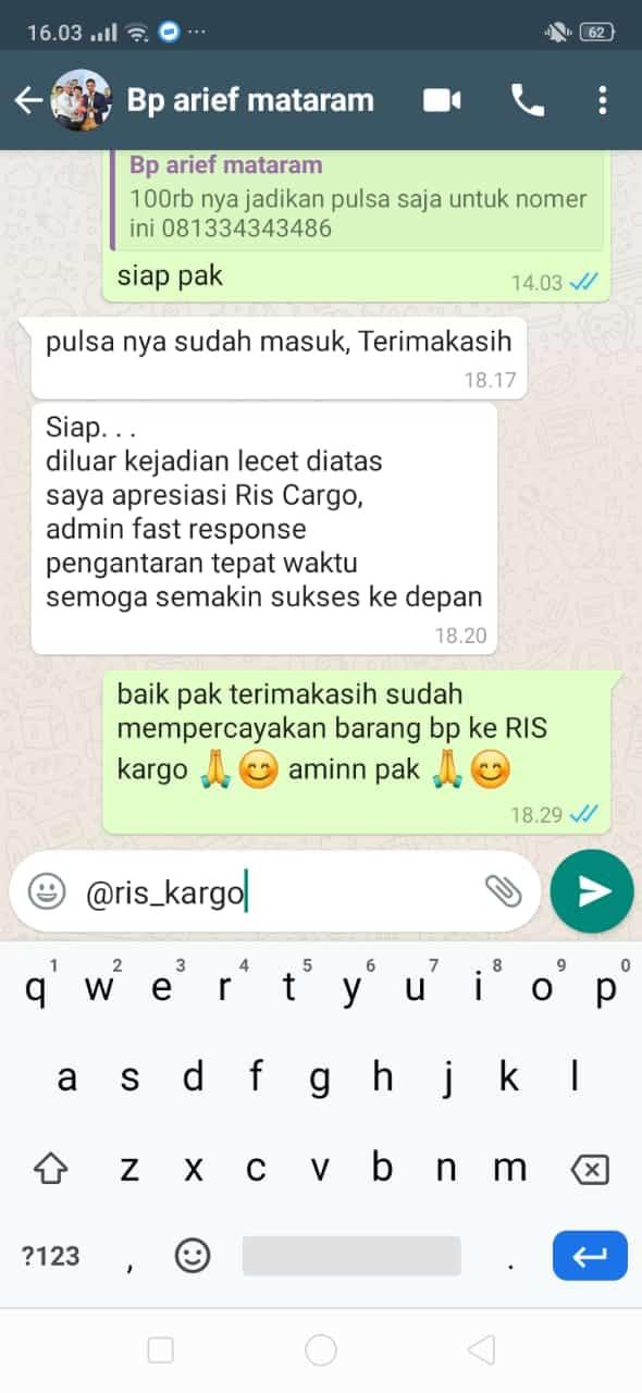 ekspedisi Tujuan Kalimantan