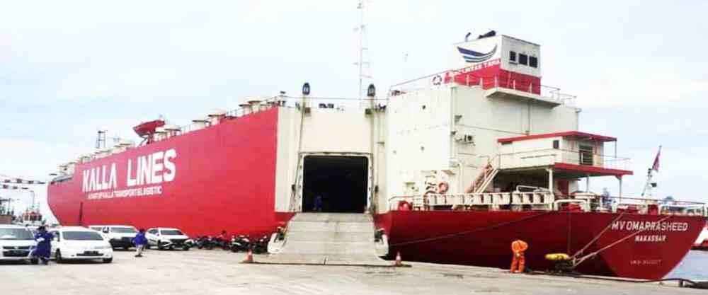 Jasa Pengangkutan Barang Medan Kalimantan