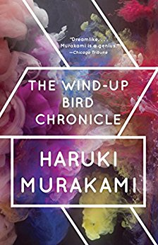 Murakami Wind-Up Bird