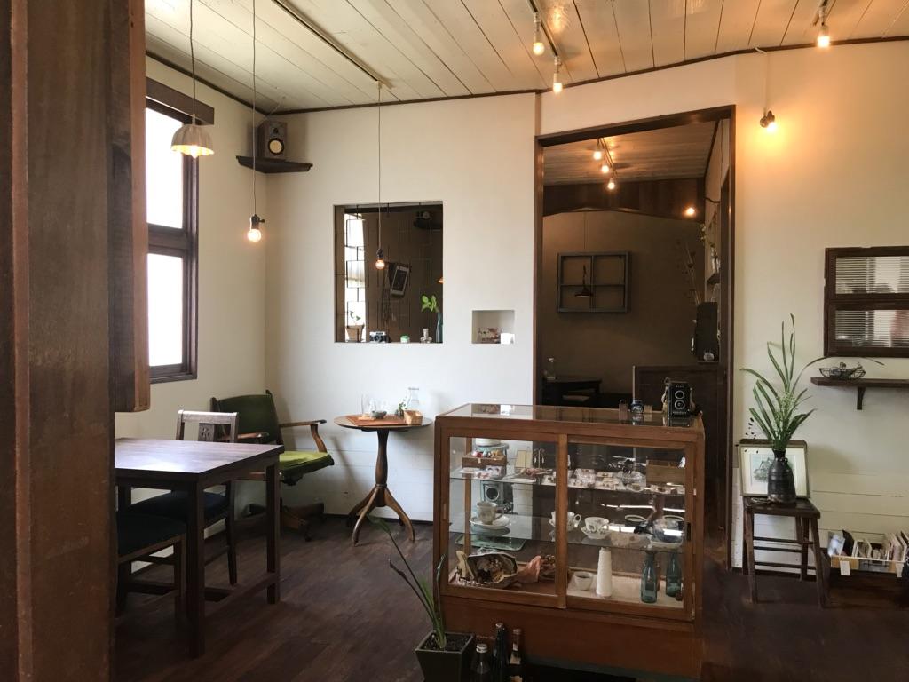 こみちカフェ