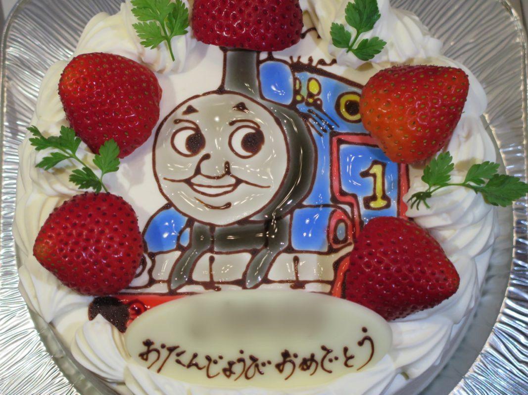 お菓子の光月堂 キャラクターケーキ