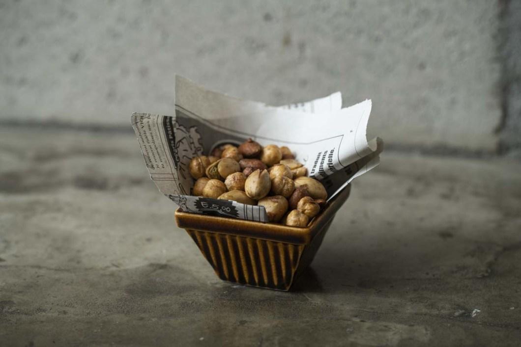 WILL COFFEE&ROASTERSのナッツ