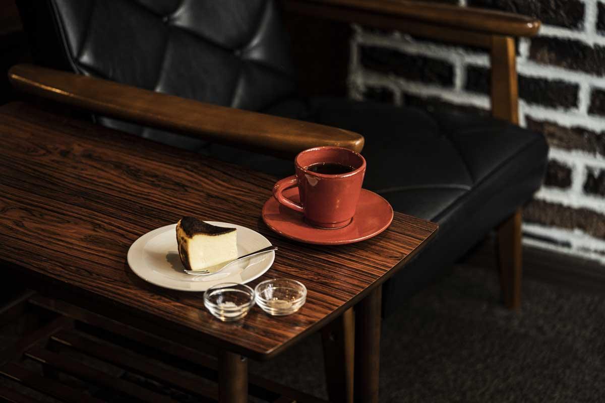 トゥルネラパージュのコーヒー