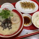麺屋博多弁天堂のラーメン