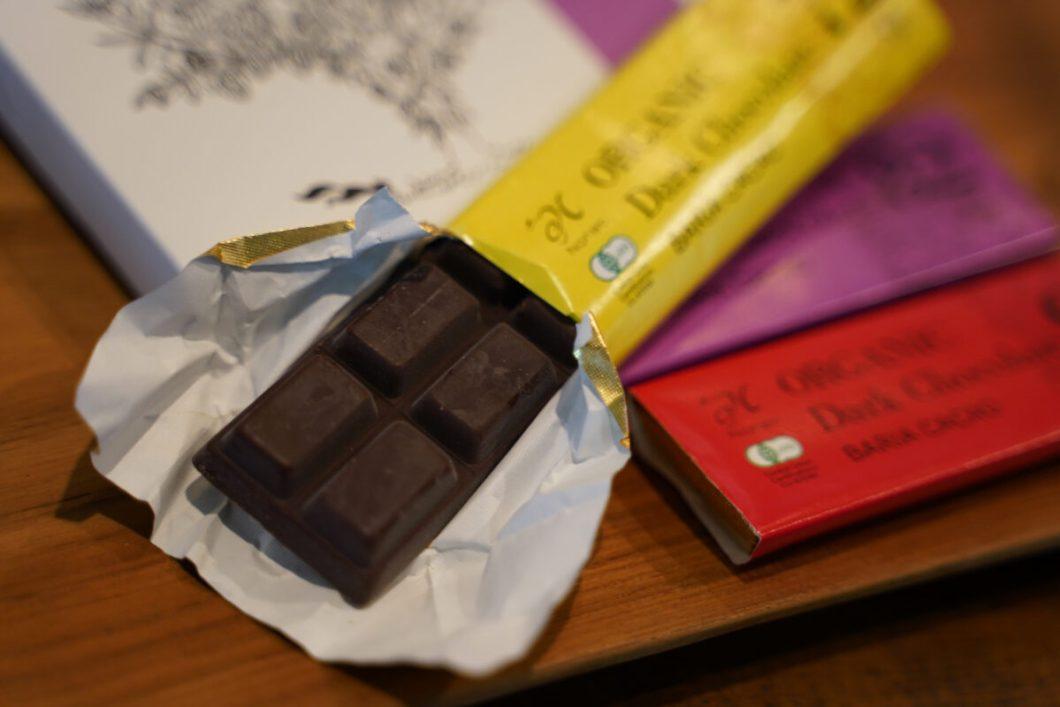 Nonetのチョコレート