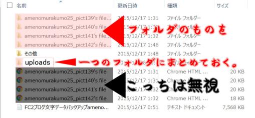 FC2からのバックアップブツuploads