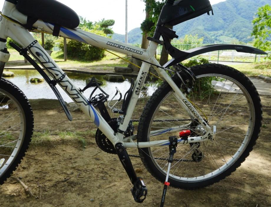 自転車に後付けする泥除けフェンダーおすすめ品(クロスバイクやMTBやロードバイク用)