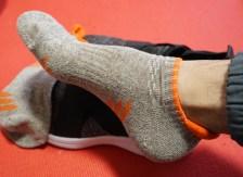 オススメのジョギング用靴下①