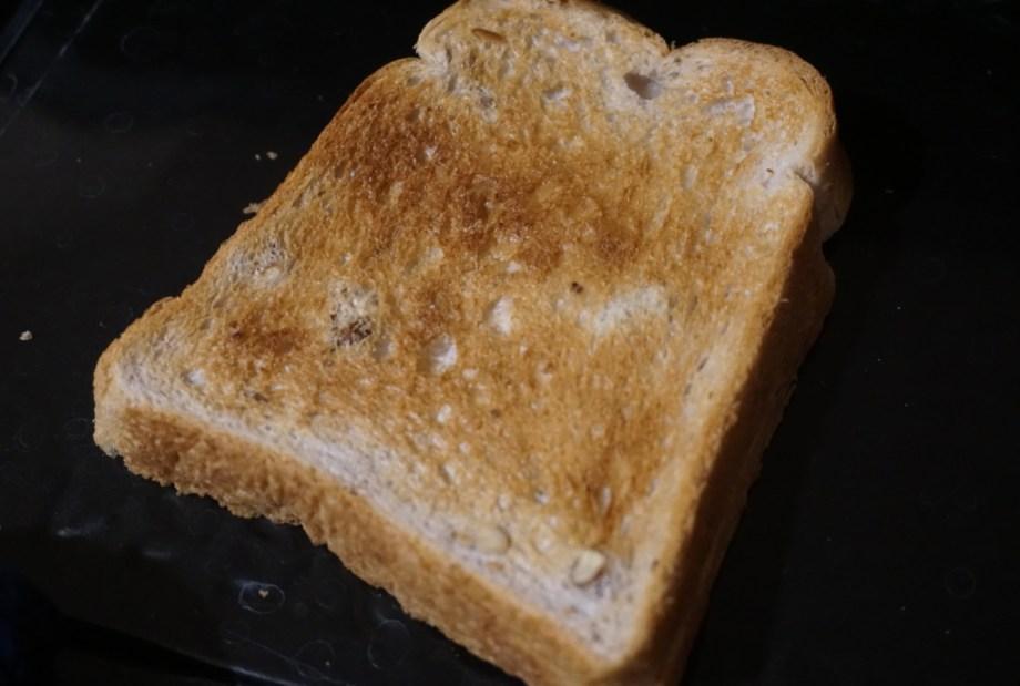 石窯ドームで片面トーストした食パン(6枚切り)
