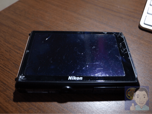 NikonクールピクスS100修理完了報告!