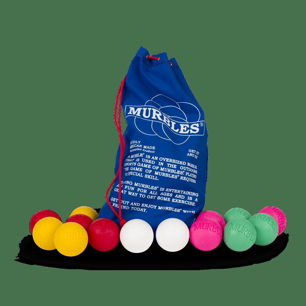 Murbles 4 Player 14 Ball Tournament Set