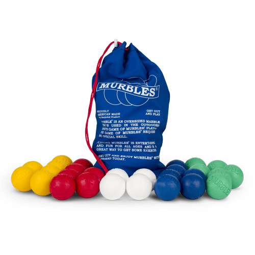 Murbles 8 Player 28 Ball Large Tournament Set