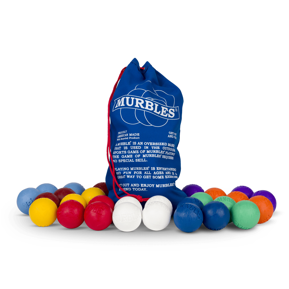 Murbles 8 Player 28 Ball Tournament Set