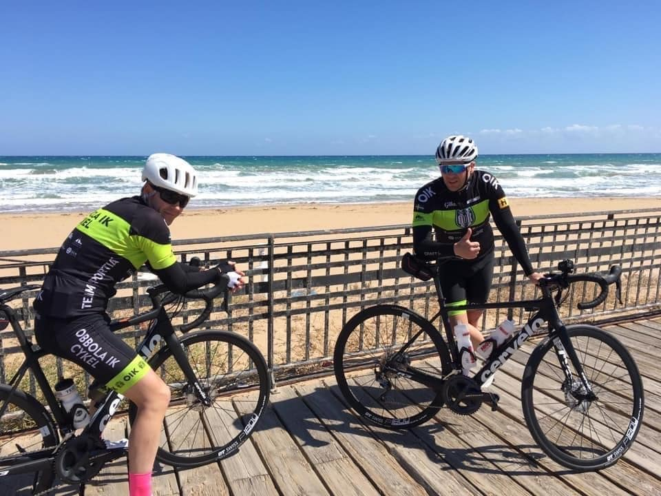 Carbon Road Bikes Delivered To Torrevieja