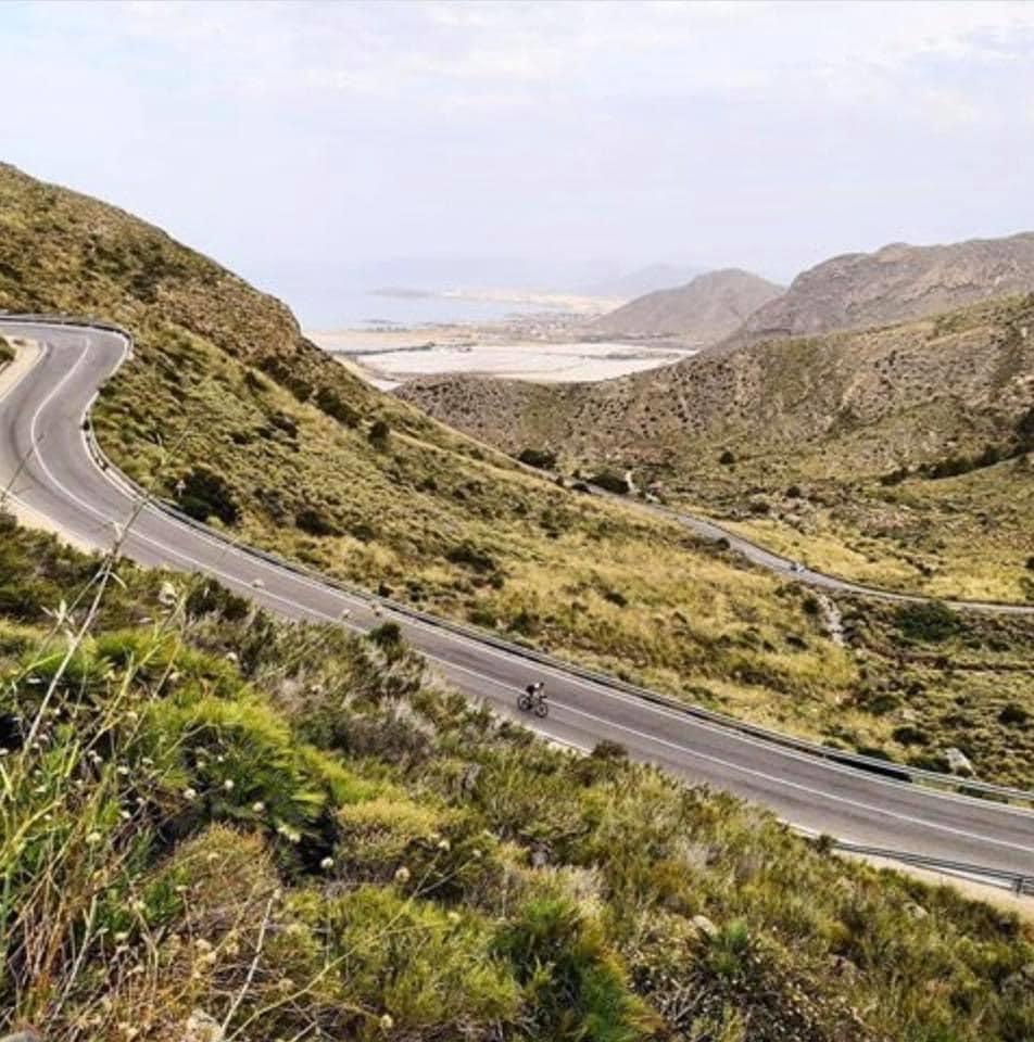 Murcia Cycling Holidays - Alto de la Cedacero - Murcia Bike Hire