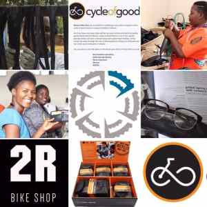 "Murcia Bike Hire pledges support to the charity ""cycleofgood"""