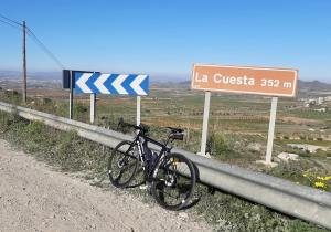 Murcia Bike Hire Routes – Cartagena, El Cedacero, La Azohia and La Cuesta