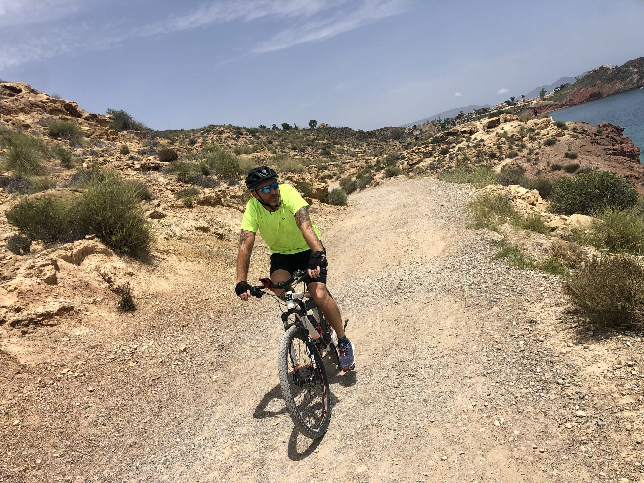 Read more about the article Bikepacking opportunity on the EuroVelo 8 – Mediterranean Route (Murcia Region)