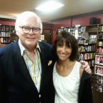 Stuart Woods and Stacey