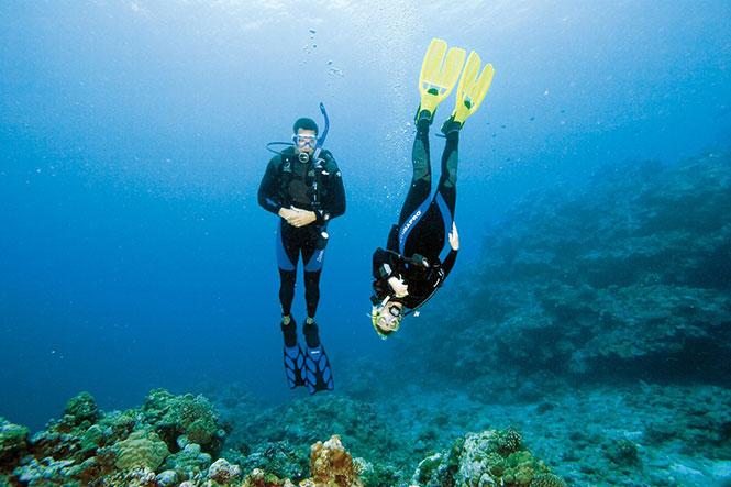 PADI-Open-Water-in-Sulawesi