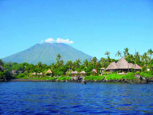 Alam Batu Bali in Indonesian Explorer