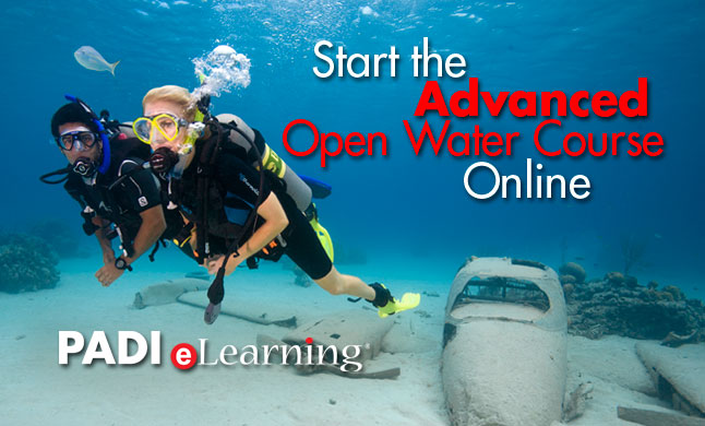 E-Learning Advanced Open Water Course