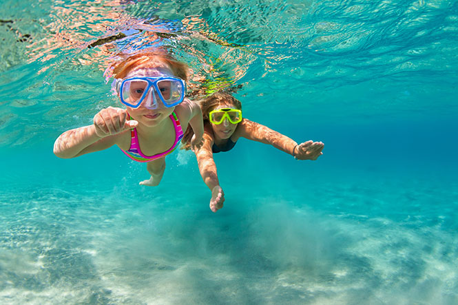 Snorkeling-Murex-Bangka-Housereef