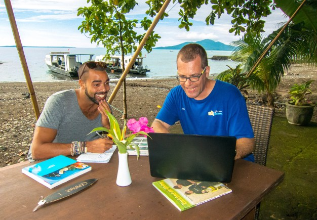 PADI courses with Murex