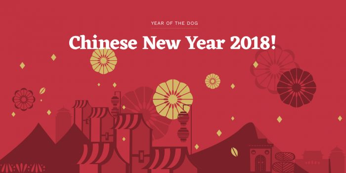 Red Rates Chinese New Year Discount