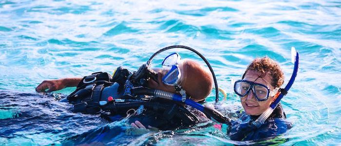 Rescue Diver Murex manado