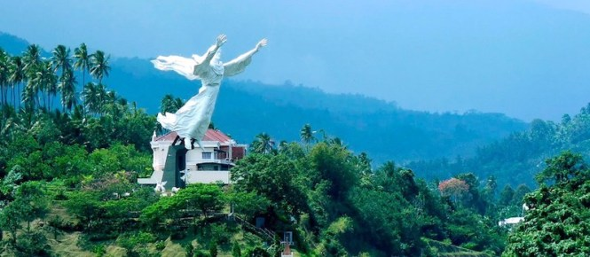 Jesus Blessing Manado