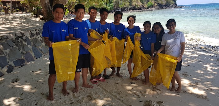 Bangka Clean Up