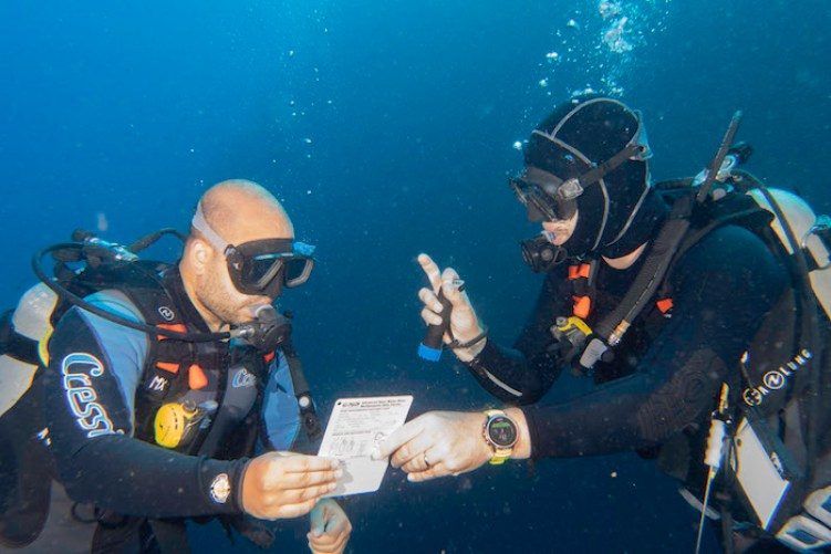 PADI Advanced Deep