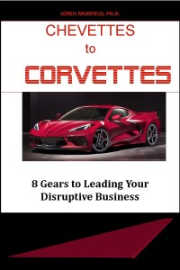 Why be ordinary when you can become the ultimate? Shift through the 8 gears to leading your disruptive career or business.