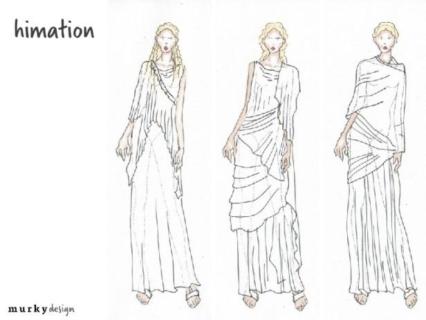 5 Najważniejszych Pojęć Mody Damskiej Starożytnej Grecji Murky Design