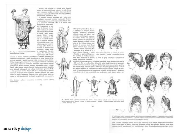 historia ubiorów przykładowe strony