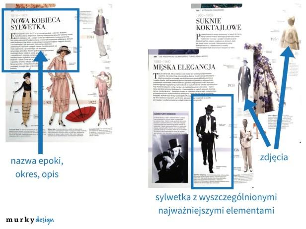 moda wielka ksiega ubiorow i stylow przykladowe strony