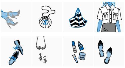 ciekawe nowoczesne grafiki rysunki social media