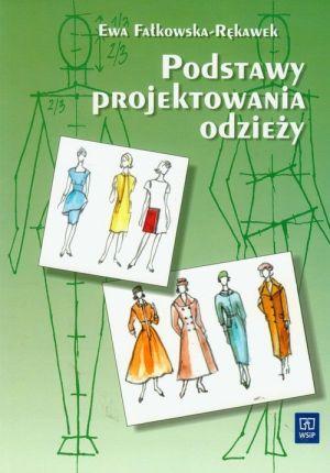 książka do projektowania mody podręcznik