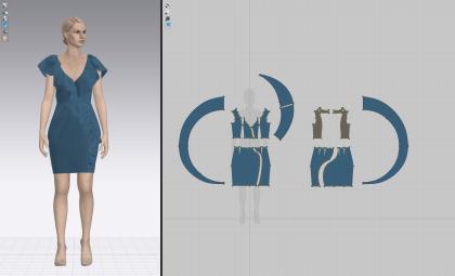 szablony modelu projektowanie 3D
