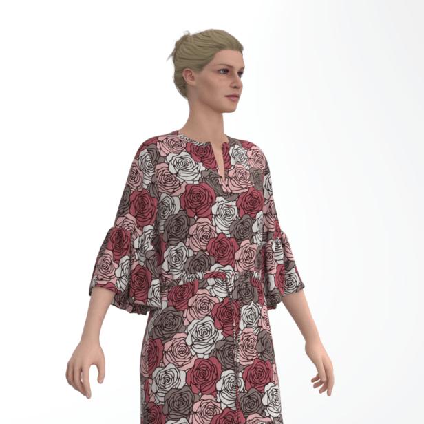 moda 3D wizualizacje odzieży 3D